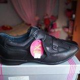 Туфли для мальчика, новые, черные, размеры 32,35, 36,37,38,39