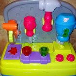 Моя первая мастерская от PlayGo