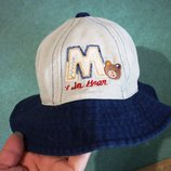Панамка MINI BEAR панама шапка лето мальчик девочка фирма, качество хлопок