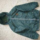 Стильная куртка ветровка TU на 12 лет рост 152 см