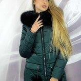 Новинка Зимняя курточка Элоиза 42,44,46,48,50
