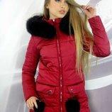 Новинка Зимняя курточка Элоиза