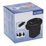 Мощный Электрический Насос 12V INTEX QUICK FILL DC от прикуривателя машины