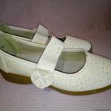 Туфли,балетки wonderful,37-38,стелька24,5 см,отличное состояние