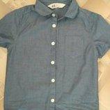 Рубашка H&M на 2-3года