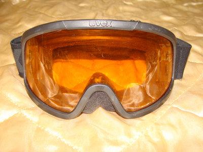 маска лыжная очки Uvex splash оригинал Германия Alpina