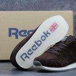 Кроссовки мужские Reebok brown, Топ качество