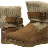 Классные зимние ботиночки Skechers. 25, 5-27 см