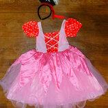 платье Пирата для девочки 3-4 года новогоднее карнавальное