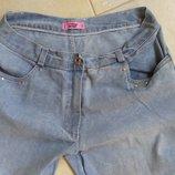 джинсы, Urban Babe, клеш, голубые, итальянские, М