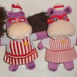мягкие игрушки персонажи мультика Disney Doc McStuffins Disney store оригинал