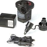 Насос электрический от прикуривателя 220-240/12 вольт 66632 Интекс Intex