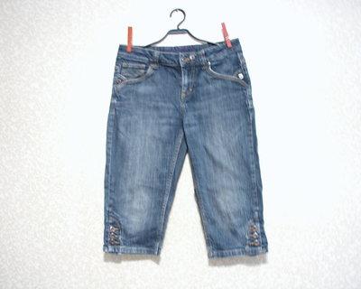Бриджи Пот-41 р.44-46 джинсы BLUE RIDGE, Брюки штаны мужские стрейчевые, распродажа