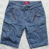 Бриджи джинсовые женские V.8.V