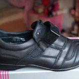 Туфли для мальчика, новые, черные, размеры 36, 37, 38