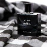 Bleu de Chanel Chanel для мужчин 100% оригинал, духи, парфюмерия, парфюм, аромат, распив, шанель