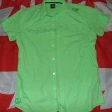 Стильная брендовая шведка рубашка Fishbone Фишбон .м