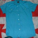 Стильная брендовая шведка сорочка рубашка Fishbone Фишбон .м