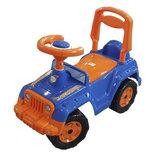 Машинка толкатель каталка Сафари 4 4 Орион 549 синяя