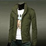 Скидка Куртка мужская джинсовая Демисезон. Стильные Мужские Вещи, блейзер
