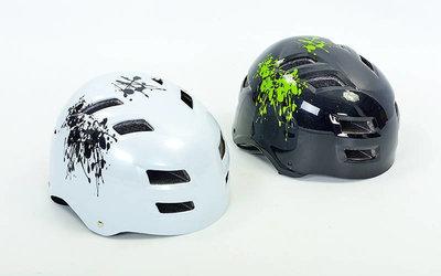Шлем для Вмх/skating/freestyle/экстремального спорта MTV01, 2 цвета котелок, размер M-L