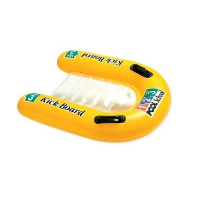 Детский надувной плотик Intex 58167 Школа плавания