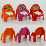 Горшок кресло 3244 Технок разные цвета