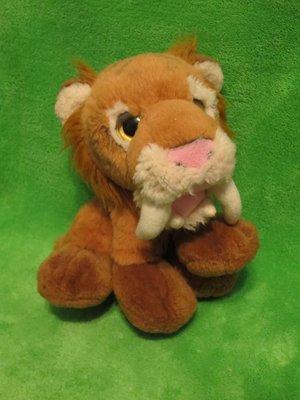 Тигр.саблезубый тигр.мягкая игрушка.мягка іграшка.мягкие игрушки.Keel Toys