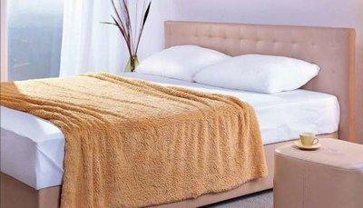 Кровать Камила Двуспальная Ортопедический Матрас Ниша Для Белья