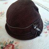 Шляпа шапка женская
