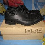 Туфли George Англия оригинал 34 размер по стельке 22 см.Кожаные.Симпатичные, легенькие ,мягкие ,