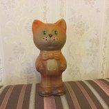 Резиновая игрушка кукла Ссср котик
