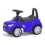 Машинка каталка толокар звук свет 2-002 Master Play укр автомобиль для прогулок Толокар может похва