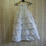 Юбка р.30-44 на резинке или платье сарафан без бретелей девочки смотри замеры, распродажа, женская.