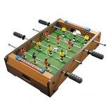 Футбол настольный 235 деревянный на штангах