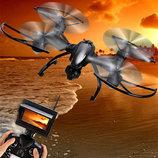 Квадрокоптер JXD 509W 300 мм WiFi с HD камерой