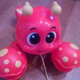 игрушка каталка лобстер