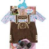 Одежда для малыша BABY Born Беби Борн Zapf Creation 822869