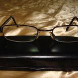 очки оправа Gucci оригинал Италия винтаж Louis Vuitton Burberry