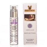 Женский мини-парфюм с феромонами 45 мл Amouage Reflection Woman