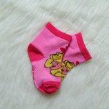 Новые носочки для принцессы. Disney. Размер 0-6 месяцев