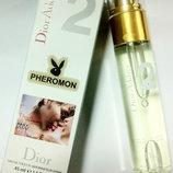 Женский мини-парфюм с феромонами 45 мл Christian Dior Addict 2