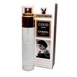 Женский мини-парфюм с феромонами 45 мл Chanel Coco Noir