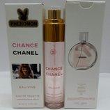 Женский мини-парфюм с феромонами 45 мл Chanel Chance Eau Vive