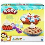 Play Doh Playful Pies Set Праздничный пирог