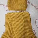 Новий набір шапка і шарф