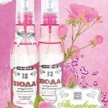 Царство ароматов Любимая душистая розовая вода Долина роз Крымская натуральная косметика