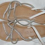 Босоніжки сандалі шкіра esprit розмір 40, босоножки кожа размер 40