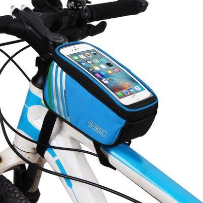 Велосумка для телефона, велосумка на руль для смартфона