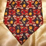 галстук Gilles de prince шелк Франция идеал